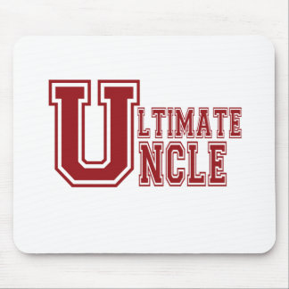 Ultimate Uncle Mouse Pad