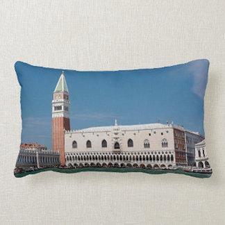 Ultimate Venice St Mark's Square-Rialto Bridge Pillows