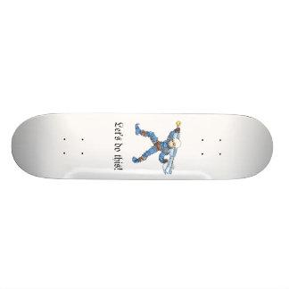Ultimate Weapon Skateboard