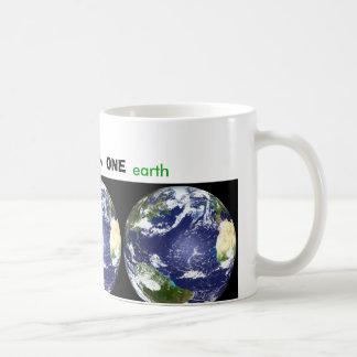 UltimateEarth Classic White Coffee Mug