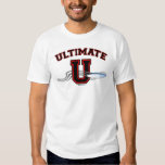 UltimateU Red Hammer 2 Sided Tees
