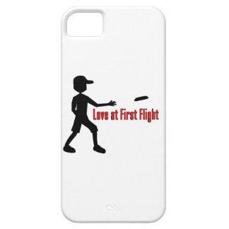 Último amor del disco volador en el primer vuelo iPhone 5 carcasa