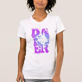 Último bailarín T Camisetas