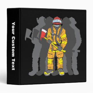 """Último bombero carpeta 1 1/2"""""""