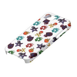 Último caso del iPhone 5 del logotipo de HotterTha iPhone 5 Cárcasa