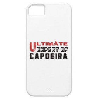 Último experto de Capoeira. iPhone 5 Fundas