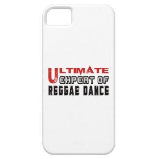 Último experto de la danza del reggae iPhone 5 fundas