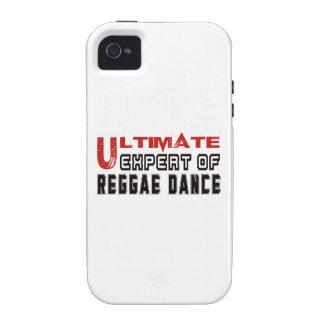 Último experto de la danza del reggae vibe iPhone 4 fundas