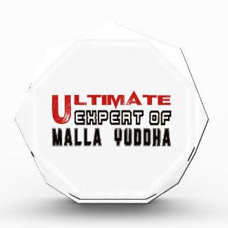 Último experto de Malla-Yuddha.