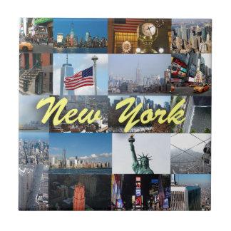 ¡Último! Favorables fotos de New York City Azulejos
