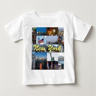 ¡Último! Favorables fotos de New York City Playera De Bebé