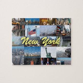¡Último! Favorables fotos de New York City Puzzle