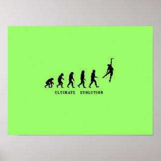 Último poster de la evolución