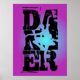 Último poster del bailarín