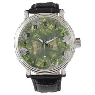 Último reloj personalizado de la gloria del día