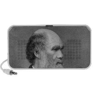 Último Sr. C.R. Darwin, FRS, LLD Laptop Altavoces