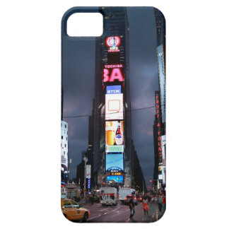 Último Times Square New York City los E.E.U.U. iPhone 5 Case-Mate Funda