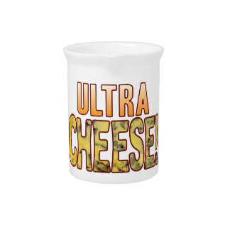 Ultra Blue Cheese Pitcher
