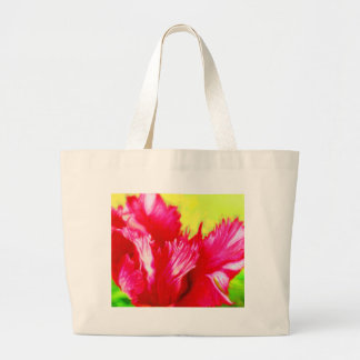 Ultra-Colorful Large Tote Bag