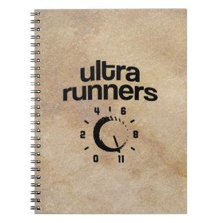 Ultra corredores 11 cuadernos