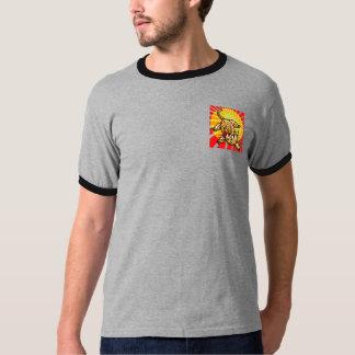 Ultra Cute Anime Leopard Kitty Rainbow Head Band T-Shirt