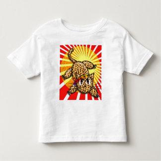 Ultra Cute Anime Leopard Kitty Rainbow Head Band T Shirts