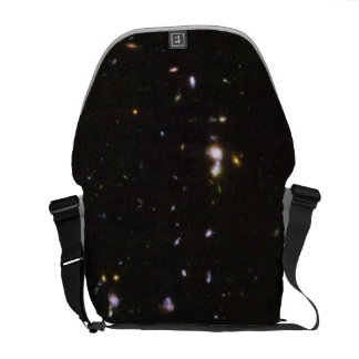 Ultra Deep Field Image Reveals Galaxies Galore Courier Bag