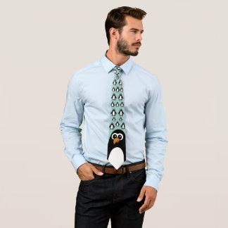 Ultra Deluxe Penguin Neck Tie
