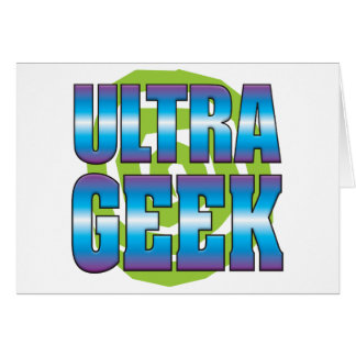 Ultra Geek v3 Cards
