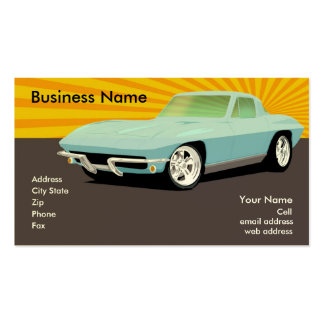 Ultra Glass Business Card
