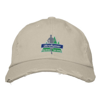 Ultra Hat Embroidered Hat