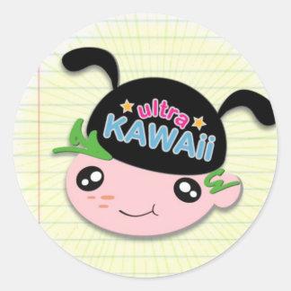 Ultra Kawaii - Boy Sticker