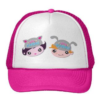 Ultra Kawaii - Girl and Boy Logo Hat