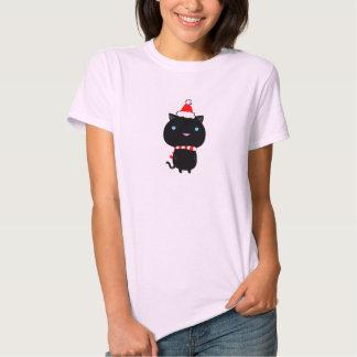 Ultra Kawaii - holiday kitten hat T Shirt