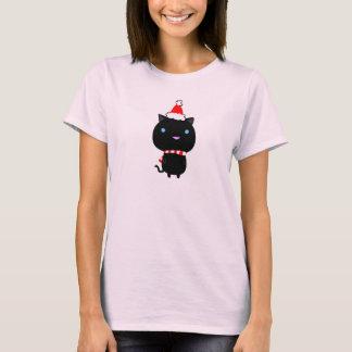 Ultra Kawaii - holiday kitten hat T-Shirt