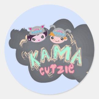 Ultra Kawaii - Kama Cutzie Sticker