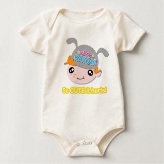 Ultra Kawaii - So CUTE it hurts! Baby Bodysuit