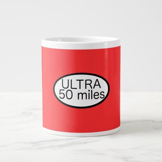 Ultra Marathon Giant Coffee Mug