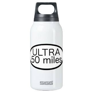 Ultra Marathon Insulated Water Bottle