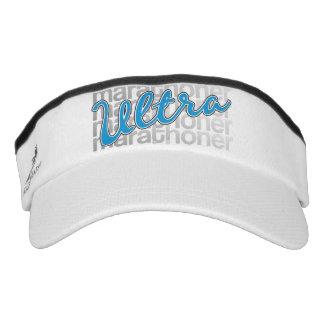 Ultra Marathoner for the Ultra Runner Headsweats Visor