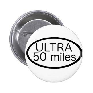 Ultra maratón pin