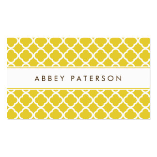 Ultra Modern Calling Card Double-Sided Standard Business Cards (Pack Of 100)