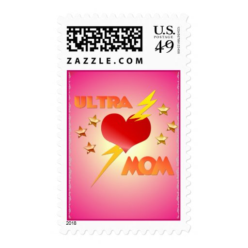 Ultra Mom Postage