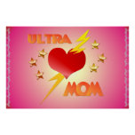 Ultra Mom Poster