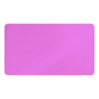 Ultra Pink Star Dust Business Card