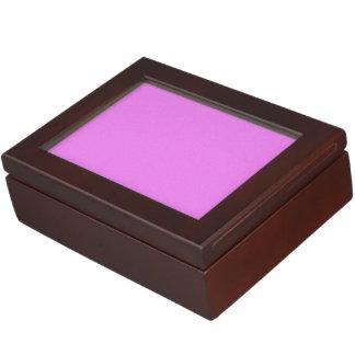 Ultra Pink Star Dust Memory Box