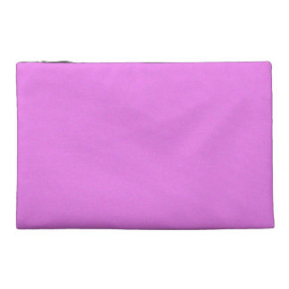 Ultra Pink Star Dust Travel Accessory Bag