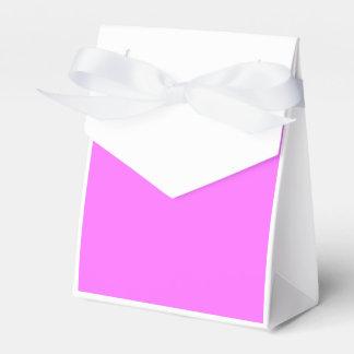 Ultra rosa caja para regalos