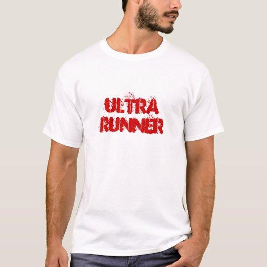 Ultra runner T-Shirt