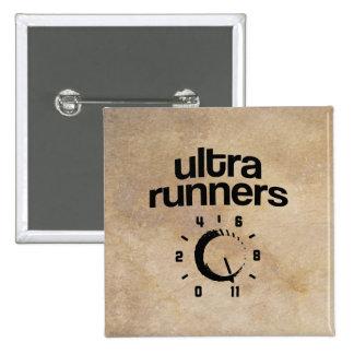 Ultra Runners 11 Button